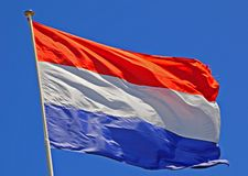 Netherlands Flag Royalty Free Stock Image