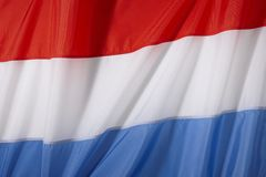 Netherlands Flag. The national flag of the Netherlands Royalty Free Stock Images