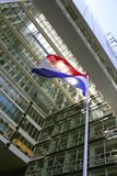Netherlands flag Royalty Free Stock Photography