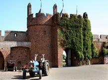 Castle Doornenbrg in Gelderland Stock Photos