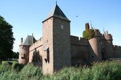 Castle Doornenbrg in Gelderland Stock Image