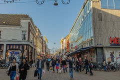 The Netherlands - Groningen Royalty Free Stock Photography