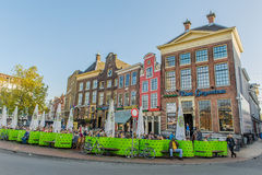 The Netherlands - Groningen Royalty Free Stock Images