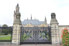Netherlands The Hague House of Peace
