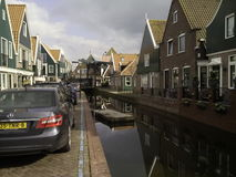 Netherlands houses Stock Images