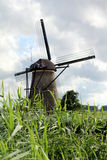 Netherlands, Kinderdijk, Windmill Stock Photos