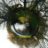 Netherlands Little World. 360 degree Netherlands Roosendaal stock photos