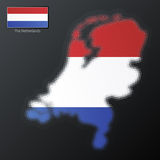 The Netherlands modern Royalty Free Stock Photo