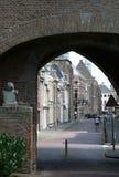 City gate of Kampen Stock Photo