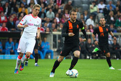 Netherlands Rafael van der Vaart Royalty Free Stock Photos