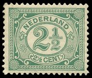 Netherlands, Poor Law, Numeral Stock Images