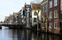 @Netherlands urbanos típicos da cena Imagem de Stock Royalty Free