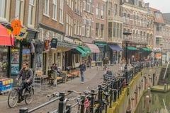 The Netherlands - Utrecht Stock Photo