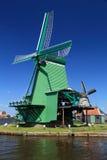 Netherlands windmill Royalty Free Stock Photos