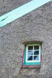 Netherlands, Zaanse Schans, windmill roof Stock Photos