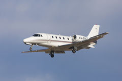 NetJets Cessna 560XLS Citation Excel Royalty Free Stock Photo
