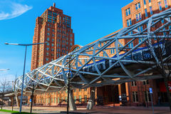 Netkous Viaduct in The Hague, Netherlands Royalty Free Stock Photography