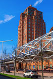 Netkous Viaduct in The Hague, Netherlands Stock Photography