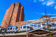 Netkous Viaduct in The Hague, Netherlands Stock Photo