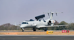 The Netra. The newly named Netra, Airborne Early Warning & Control system AEW&C stock photography
