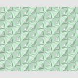 Netrivail abstrakt blom- geometrisk modell, bakgrund, sömlös vektor Arkivfoto