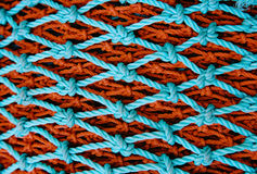 Nets. Colorful fishing nets Royalty Free Stock Photos