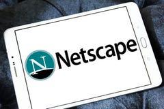 Netscape-Computerservice-Firmenlogo Lizenzfreie Stockfotografie