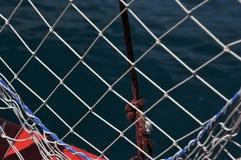 Nett per pescare fotografie stock