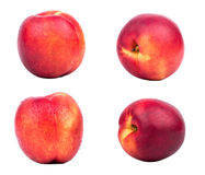 Nettarina della frutta Fotografia Stock