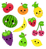 Nette Frucht Lizenzfreie Stockfotografie
