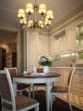 Nette Küche Stockbilder