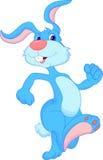 Nette Kaninchenkarikatur Lizenzfreies Stockbild