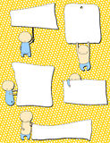 Nette Kinder Lizenzfreie Stockbilder