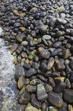 Nette kleine Steine lizenzfreie stockfotos