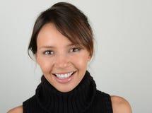 Nette Latino Frau Stockbilder