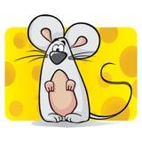 Nette Maus Stockbild