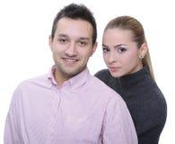 Nette Paare Lizenzfreie Stockfotografie