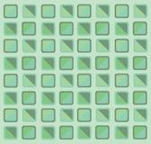 Nette Pastellgeometrie Stockfotografie