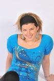 Nette reizvolle Frau 24 Stockfoto