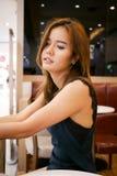 Nette thailändische Frau 1 Stockbilder