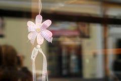 Nette und lustige Blume Stockfoto