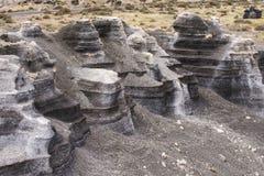 Nette volvanic Zone in der Kanarischen Insel Stockbilder