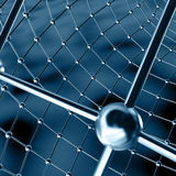 Netted abstraction Stock Photography