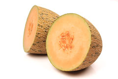 Netted melon Stock Photos