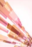 Netter abstrakter moderner Hintergrund. Stockfotografie