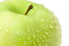 Netter Apfel Lizenzfreie Stockbilder