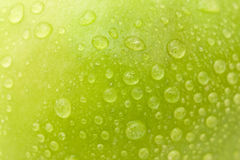 Netter Apfel Lizenzfreies Stockbild