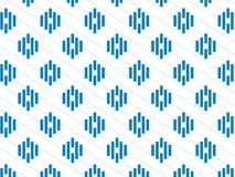 1 netter blauer Farbstreifenhintergrund stockfoto