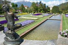 Netter botanischer Garten Lizenzfreies Stockbild