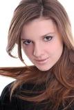 Netter Brunette Lizenzfreie Stockfotos